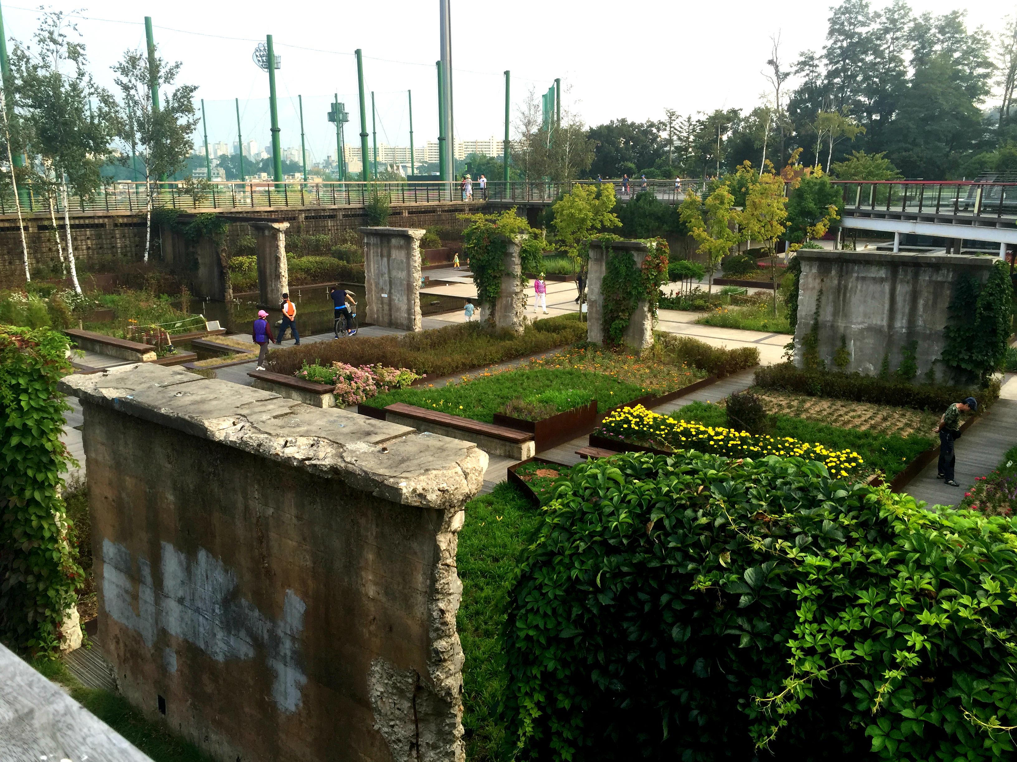 mondrian garden 2
